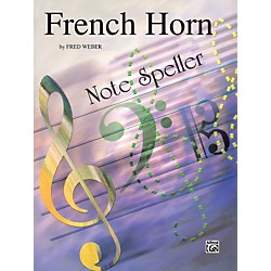 Alfred French Horn Note Speller French Horn (00-EL00465)