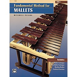 Alfred Fundamental Method for Mallets Book 1 (00-11806)