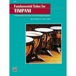 Alfred Fundamental Solos for Timpani (00-16927)