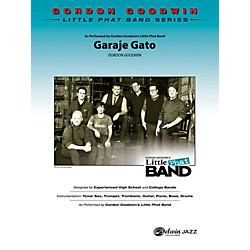 Alfred Garaje Gato Jazz Band Grade 4.5 Set (00-40390)