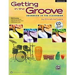 Alfred Getting in the Groove Book & CD (00-34488)