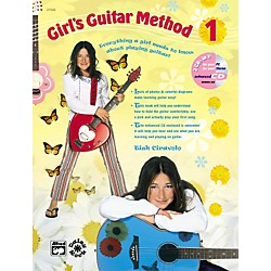 Alfred Girl's Guitar Method 1 (00-21926)