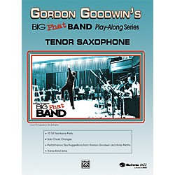 Alfred Gordon Goodwin's Big Phat Band Play Along Series Tenor Saxophone Book & CD (00-25247)