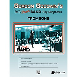 Alfred Gordon Goodwin's Big Phat Band Play Along Series Trombone Songbook & CD (00-25253)