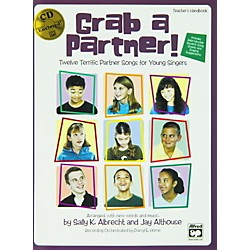 Alfred Grab a Partner! Book/CD (00-20174)