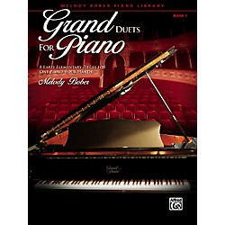 Alfred Grand Duets for Piano Book 1 (00-32152)