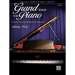Alfred Grand Solos for Piano Book 3 (00-30111)