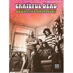 Alfred Grateful Dead - Guitar TAB Anthology Book (00-42838)