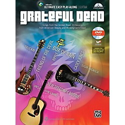 Alfred Grateful Dead - Ultimate Easy Guitar Play-Along Book & DVD (00-40846)