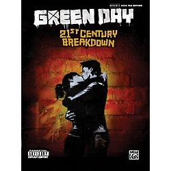 Alfred Green Day - 21st Century Breakdown (Bass Tab Book) (701220)