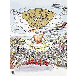 Alfred Green Day Dookie Guitar Tab Book (699454)