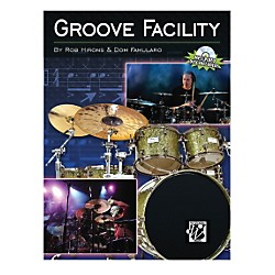 Alfred Groove Facility Book & CD (00-39094)