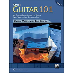 Alfred Guitar 101 Comb Bound Book 1 (00-42546)