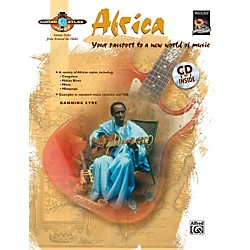 Alfred Guitar Atlas: Africa (Book/CD) (00-20450)