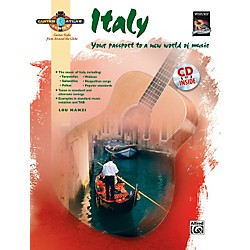 Alfred Guitar Atlas: Italy (Book/CD) (00-26073)