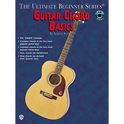 Alfred Guitar Chord Basics Book (00-UBSBK104CD)