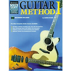 Alfred Guitar Method 1 (Book/CD (00-EL03842CD)