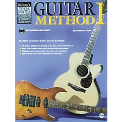 Alfred Guitar Method 1 Book (00-EL03842)