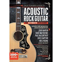 Alfred Guitar World: Dale Turner's Guide to Acoustic Rock Guitar  DVD (56-42319)