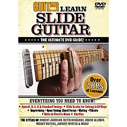 Alfred Guitar World: Learn Slide Guitar (DVD) (56-33913)