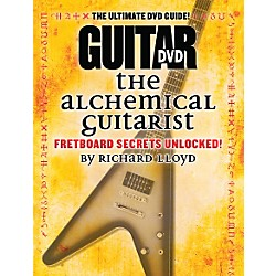 Alfred Guitar World: The Alchemical Guitarist Volume 1 DVD (56-40082)