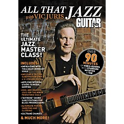 Alfred Guitar World All That Jazz Vic Juris DVD (56-37053)