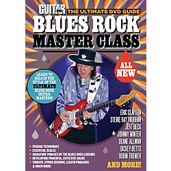Alfred Guitar World Blues Rock Master Class DVD (56-38623)