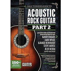 Alfred Guitar World Dale Turner's Guide to Acoustic Rock Guitar Part 2 DVD (56-42845)