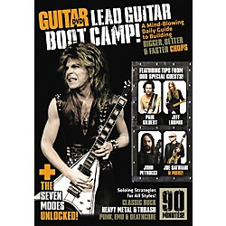 Alfred Guitar World Lead Guitar Boot Camp DVD (56-37049)