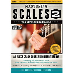 Alfred Guitar World Mastering Scales 2 DVD (56-42321)