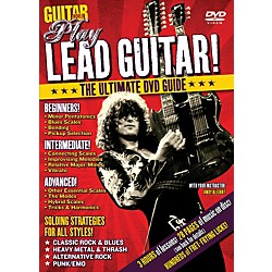 Alfred Guitar World Play Lead Guitar DVD (56-31977)