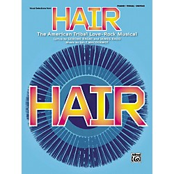 Alfred Hair Vocal Selections (Broadway Edition) Piano/Vocal/Chords (00-32729)