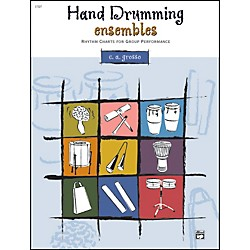 Alfred Hand Drumming Ensembles Book (00-17327)