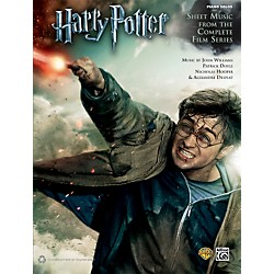 Alfred Harry Potter: Sheet Music from the Complete Film Series Piano (00-38970)