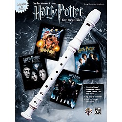Alfred Harry Potter For Recorder Book (00-28031)