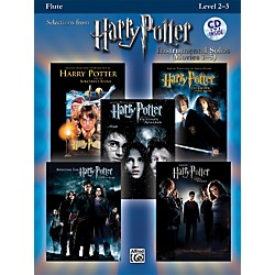 Alfred Harry Potter Instrumental Solos - Movies 1-5 (00-29050)