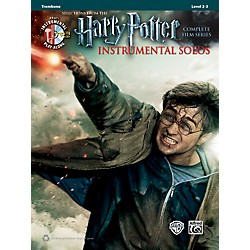 Alfred Harry Potter Instrumental Solos for Trombone - Book/CD (00-39229)