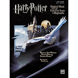 Alfred Harry Potter Magical Music 5 Finger Piano (00-32710)