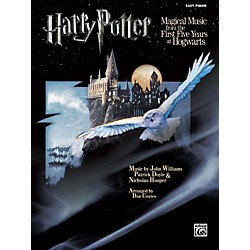Alfred Harry Potter Magical Music Easy Piano (00-32712)