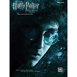 Alfred Harry Potter and the Half-Blood Prince Selections from  Piano Solos (00-32863)
