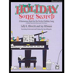 Alfred Holiday Song Search (00-20087)