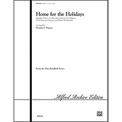 Alfred Home for the Holidays Medley 3-5 Octaves (00-WBHB9405)