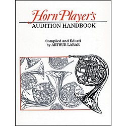 Alfred Horn Players Audition Handbook (00-EL03281)