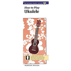 Alfred How to Play Ukulele Book (00-1892)