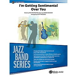 Alfred I'm Getting Sentimental over You Jazz Band Grade 3 Set (00-41130)