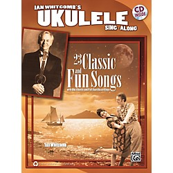 Alfred Ian Whitcomb's Ukulele Sing-Along Book/CD (00-36357)