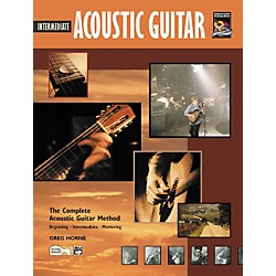 Alfred Intermediate Acoustic Guitar (Book/CD) (00-19338)