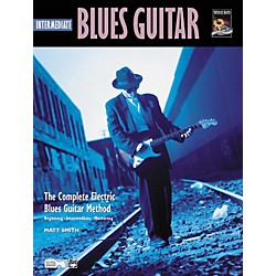 Alfred Intermediate Blues Guitar (Book/CD) (00-8233)