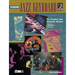 Alfred Intermediate Jazz Keyboard (Book/CD) (00-17858)