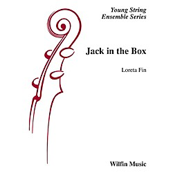 Alfred Jack in the Box String Orchestra Grade 1 Set (76-42705)
